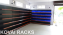 Wall Side Rack Erode