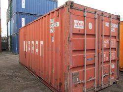 Shippers Own Container