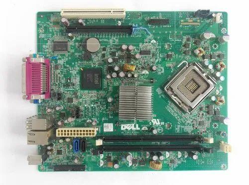 Dell Optiplex 380 Motherboard Sff 1tkcc / 0r64dj