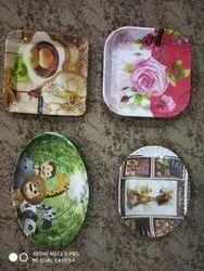 Snacks Plates