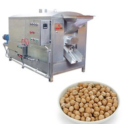 Chana Batch Roasting Machine