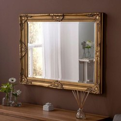 Rectangular Decorative Glass Mirror