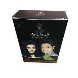 Hair color Printed Packaging Box
