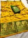 Womens Cotton Silk Saree