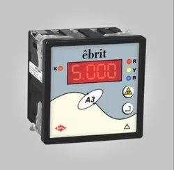 Ebrit A3 Digital Panel Meters