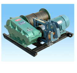 Construction Rope Winch