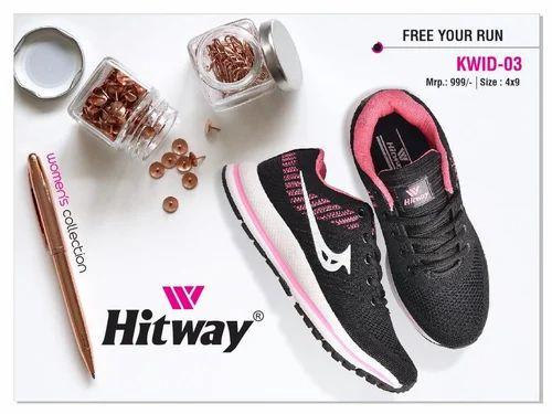 Hitway Sports Shoe Ladies Shoes, Size