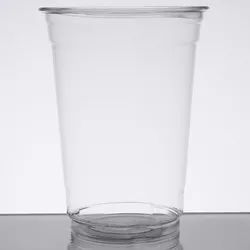 Plastic Glass, Packaging Type: Packet, 1-3 Mm