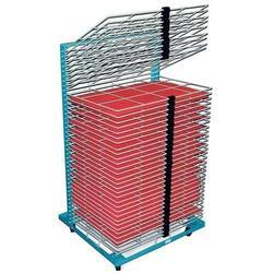 Screen Printing Drying Racks