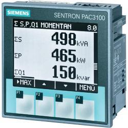 Siemens Digital Panel Meters