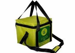 VEGA Black 12 Inch Food Delivery Bag Top Opening