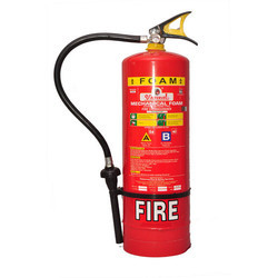 Mild Steel Mechanical Foam (AFFF) Fire Extinguisher 09 litre