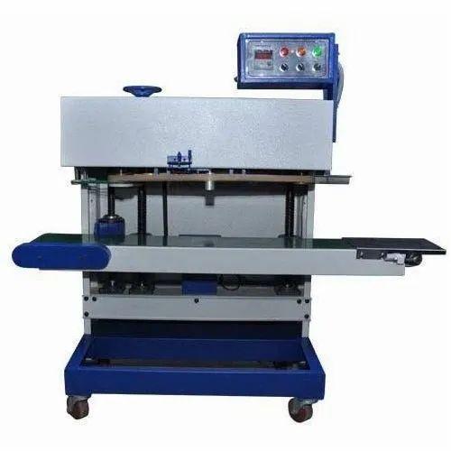 Semi-Automatic Horizontal Pouch Sealing Machine