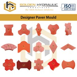 Designer Paver Mould