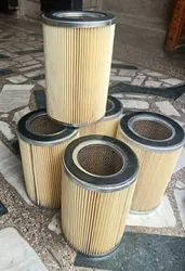 Filter For Hydraulic Injection Moulding