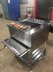 Bar Be Cue Grill - Coal Model