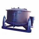 50 Kg Manual Top Discharge Centrifuge