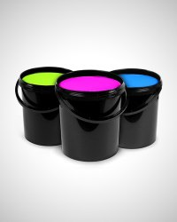 Purple Kwality Colours Fluorescent Pigment for Paint & Inks, Packaging Type: Bottle