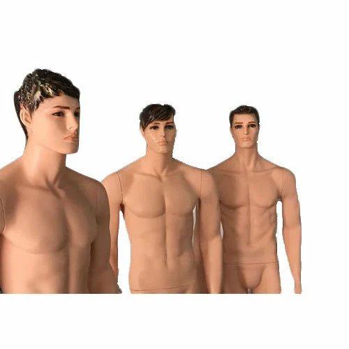 Fiberglass Male Fiber Glass Mannequin Model, Headless: No