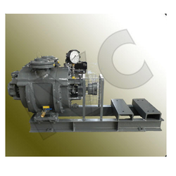 Vacuum Pump for Solvent Recovery, Crystallizer
