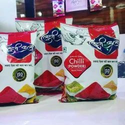 Malva nimad red chilli powder, Packaging Size: 500 g, Packaging Type: Packets