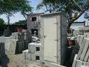 RCC Precast Concrete Toilet Block