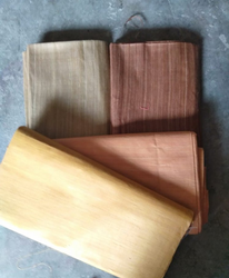 Giccha Tussar Silk Fabric