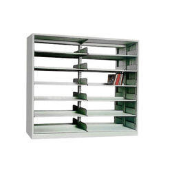 Double Sided Book Rack