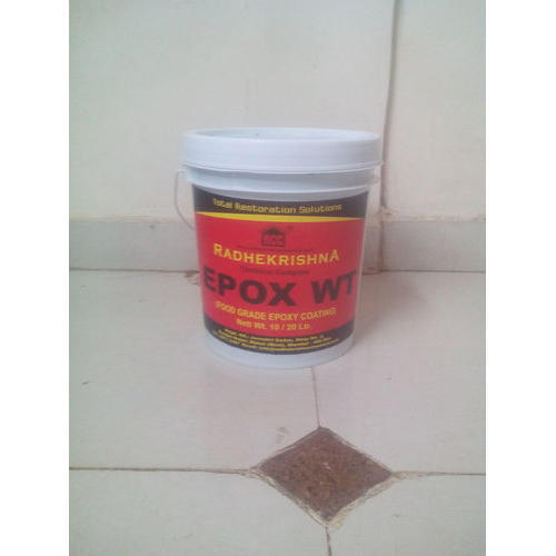 RCC Colourless Food Grade Epoxy Waterproof Coating, Rs 250