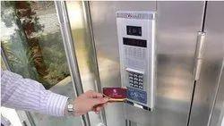 Elevator Access Control System