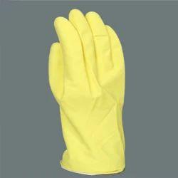 Non Slip Rubber Safety Glove