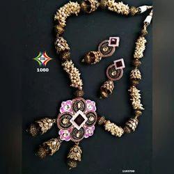 Jadau Necklace Set