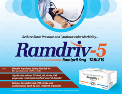 Ramipril 5mg Tablets