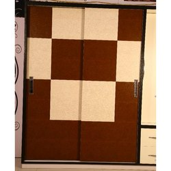 2 Door PVC Wardrobe