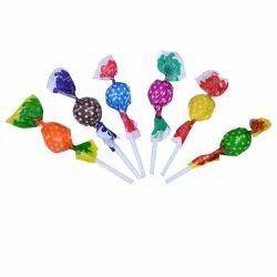 Fruit Lollipop, Packaging Type: Wrapper