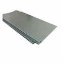 Lucky Plastics Matt Steel Plate(A4 Size)