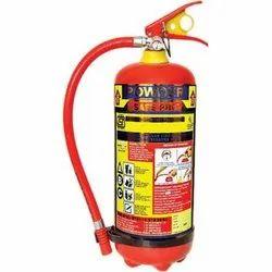 Powder Type ABC Fire Extinguisher