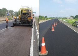 Road Pavement & Joint Treatment Service