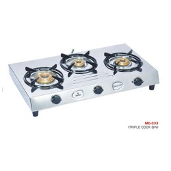 MC-333 Three Burner Stove