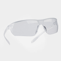 Polycarbonate White Safety Goggles Udyogi Evo Lite