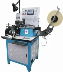 Ultrasonic Label Cut and Fold Machine