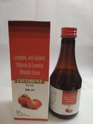 Lycopene, Anti Oxidant, Vitamins and Syrup