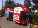 Dedicated E- Rickshaw Advertising