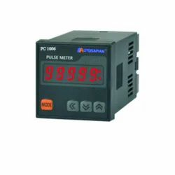 Single Line Large Digital Counter