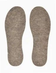 Wool Felt Insoles(Shoes) from 100% Natural Lamb Wool