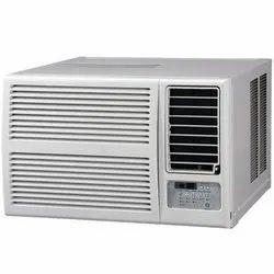 White 5 Star Voltas Window Air Conditioner, Capacity: 1.5 Ton