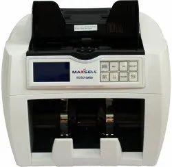 Maxsell Mx50I Turbo Note Counter, 160 mm x 280 mm x 178 mm