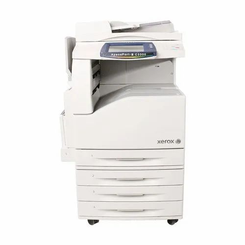 Xerox Color Photocopy Machine