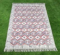 Block Printed Rugs