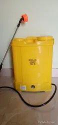 Spray Machine battery pump